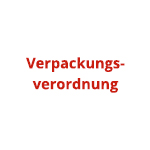 Verpackungsverordnung
